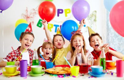 Importance of celebrating kids' birthdays