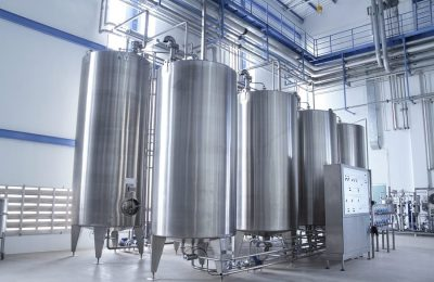 6 Reasons why steel is the best material for storage tanks